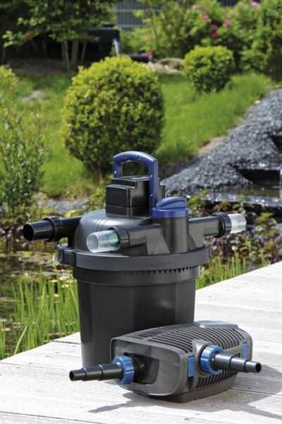 комплект фильтрации для пруда oase filtoclear set 12000 Oase (Германия) напорные фильтры для прудов