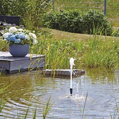 фонтанная насадка oase schaumprudler 22-5 k Oase (Германия) фонтанные насадки