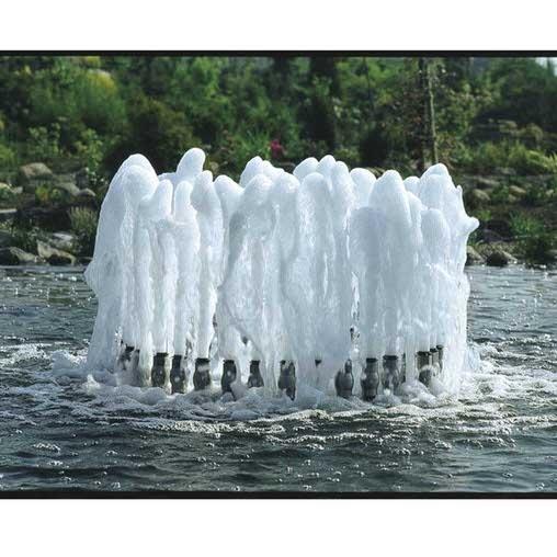 фонтанная насадка oase schaumsprudler 35-10 e Oase (Германия) фонтанные насадки