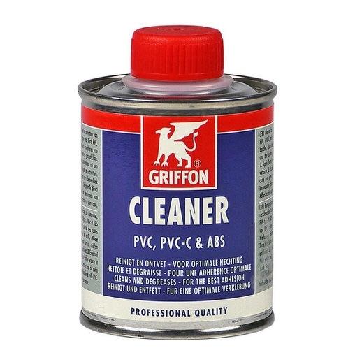 очиститель для труб пвх griffon - 500 мл Griffon (Испания) клей, очиститель, герметик