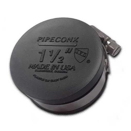 """гибкое окончание pipeconx 1 1/2"""" / 50 mm Pipeconx (США) гибкие резиновые соединения"""