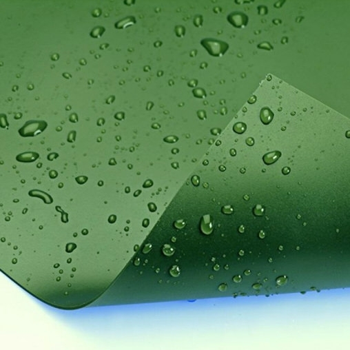 Пленка ПВХ для пруда Agrilac 1 мм. Зеленая, ширина 6 м (Италия)