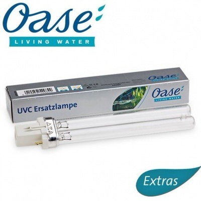 сменная уф-лампа oase uvc 7 вт Oase (Германия) сменные уф лампи