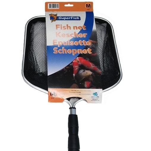 Сачок для рыб Superfish Pond Fish Net Medium