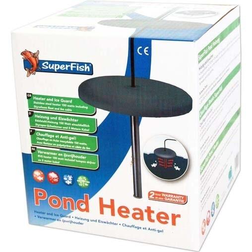 Нагреватель для пруда Superfish Pond Heater 150W