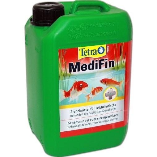 Tetra Pond MediFin 3л