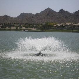 плавающий фонтан-аэратор oase airflo 1.5 квт Oase (Германия) плавающие фонтаны