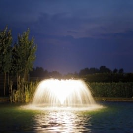 плавающий фонтан-аэратор oase airflo 4.0 квт Oase (Германия) плавающие фонтаны
