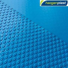 Пленка ПВХ для бассейна OgenFlex противоскользящая, голубая (ширина 1.65 м)