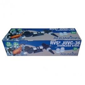 уф - стерилизатор для пруда aquaking rvs² juvc-36 корпус нерж AquaKing (Нидерланды) уф-стерилизаторы