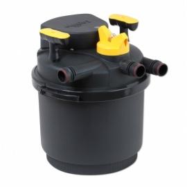 напорный фильтр hagen pressure flo 3000uv 11 w / 3000л Hagen (Италия) напорные фильтры для прудов