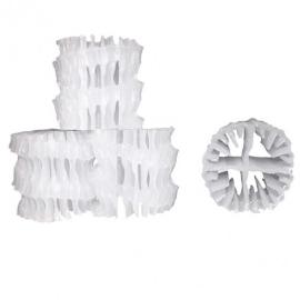 Свободноплавающая биозагрузка Helix (white) 13 х 12 мм 100 л