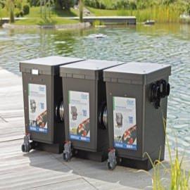 проточный фильтр proficlear premium individual module Oase (Германия) модульные фильтрационные системы oase