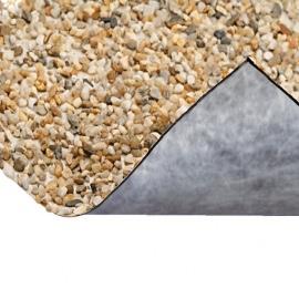 Пленка имитирующая камень OASE, ширина - 0,4м (песочная)