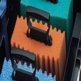 cменная губка для фильтров oase biosmart 18-36000, зеленая Oase (Германия) сменные фильтрационные вкладыши