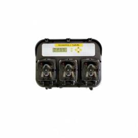 Вимірювально-дозуюча станція AQUA Technopool PH RX Temp c тремя насосами