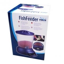 кормушка для рыб автоматическая aquaforte automatic fishfeeders AquaForte (Нидерланды) автоматические кормушки для рыб