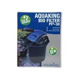 напорный фильтр для пруда aquaking pf²-30 eco с обратной промывкой AquaKing (Нидерланды) напорные фильтры для прудов