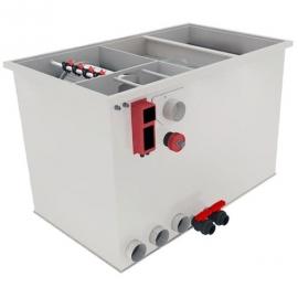 Барабанный фильтр для пруда (УЗВ) AquaKing Red Label Combi Filter Basic 2 XL