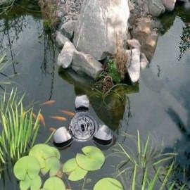 скиммер для пруда aquaking sk²-40 AquaKing (Нидерланды) скиммер для пруда