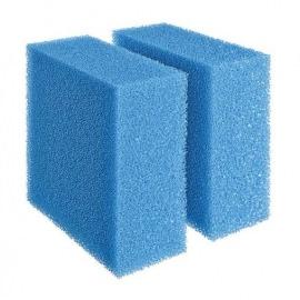 cменная губка для фильтра oase biotec screenmatic 40000, голубая Oase (Германия) сменные фильтрационные вкладыши