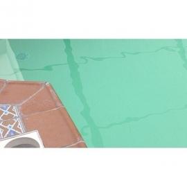 Пленка ПВХ для бассейна Cefil Caribe лазурный (ширина 2.05 м)
