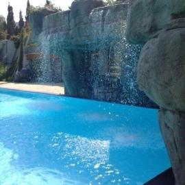Пленка ПВХ для бассейна Cefil Pool светло-голубой (ширина 1.65 м)