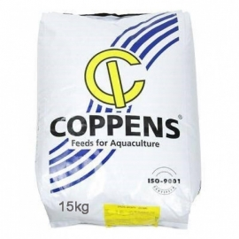 корм для сома coppens catco grower-12 ef, 15 кг Coppens (Нидерланды) корм для прудовых рыб