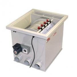 Барабанный фильтр для пруда (УЗВ) Aquaking Red Label Drum Filter 25 Basic