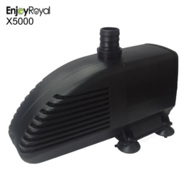 насос для пруда enjoyroyal x5000, 4000 л/ч EnjoyRoyal (Китай) насосы для пруда