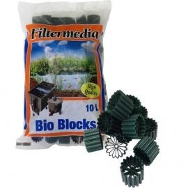 Наповнювач для фільтра Filtermedia Bio Blocks, 10л