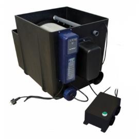 Барабанный фильтр для пруда (УЗВ) Filtrea Drum-Filter incl. UVC 40 W (Pump-fed)