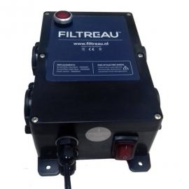 Панель управления барабанным фильтром Filtreau