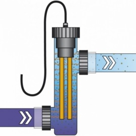 прибор для борьбы с водорослями vge blue lagoon VGE (Нидерланды) прибор для борьбы с водорослями