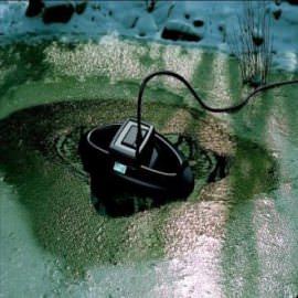 антиобледенитель для пруда oase icefree thermo 200 Oase (Германия) нагреватели для пруда