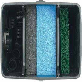проточный фильтр для пруда pontec multiclear set 8000 Pontec (Германия) проточные фильтры для прудов