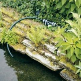 прибор для борьбы с водорослями velda i - tronic 75 Velda (Нидерланды) прибор для борьбы с водорослями