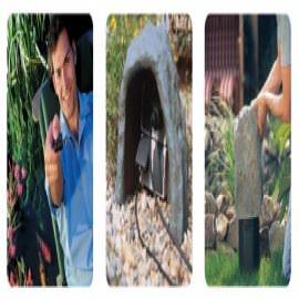 садовая розетка oase inscenio fm-master 3 Oase (Германия) дистанционное управление