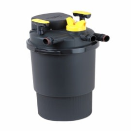 напорный фильтр hagen pressure flo 14000 uv 24 w / 14000л Hagen (Италия) напорные фильтры для прудов