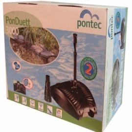 подводный фильтр для пруда pontec ponduett 3000 Pontec (Германия) погружные фильтры для прудов