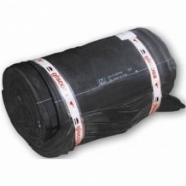 Бутилкаучуковая EPDM пленка Firestone Giscolene 0,8 мм, ширина - 12 м