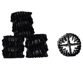 Вільноплаваюче біозавантаження Helix (black) 13 х 12 мм 100 л