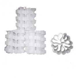 Свободноплавающая биозагрузка Helix (white) 25 х 25 мм 100 л