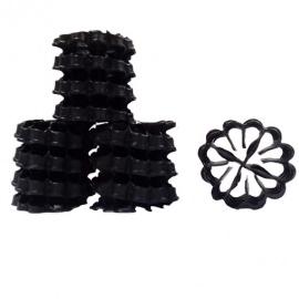 Свободноплавающая биозагрузка Helix (black) 25 х 25 мм 100 л