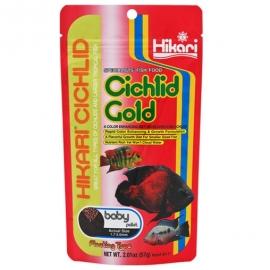 Корм для цихлид Hikari Cichlid Gold 0,057 kg