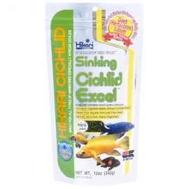 Корм для цихлид Hikari Sinking Cichlid Excel тонущий 0,1 kg