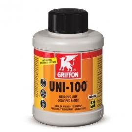 Клей для ПВХ труб Griffon UNI-100 - 250 мл