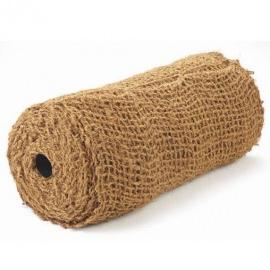 Кокосовая сетка, ширина 2,0м (ячейка 50х50мм)