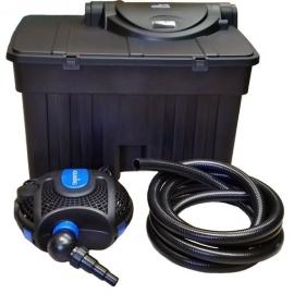 Комплект фільтрації для ставка AquaKing Filterbox Set BF-45/10 standart