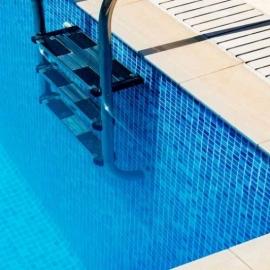 Пленка ПВХ для бассейна OgenFlex Snapir 6 противоскользящая, мозаика  (ширина 1.65 м)